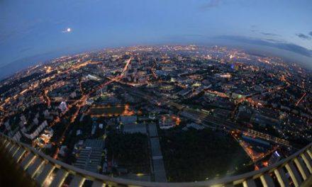 Два новых парка появятся в Москве к сентябрю