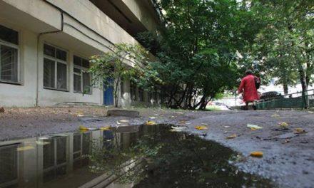 Парк площадью 3 га появится вокруг дома Наркомфина в Москве после его реставрации