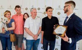 Победителям творческого конкурса «2 млн в подарок» от Sezar Group вручены призы