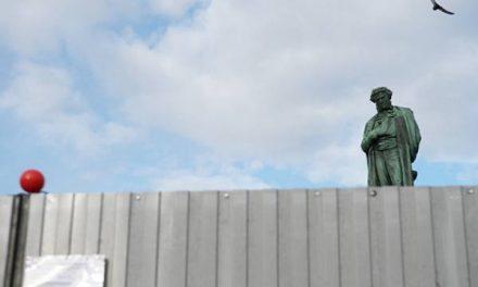 Реставрация памятника Пушкину завершилась в Москве