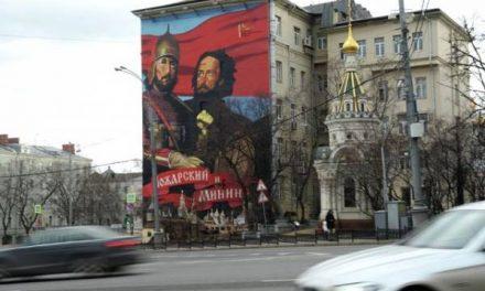 Картины на дому. Самые интересные граффити на стенах зданий Москвы