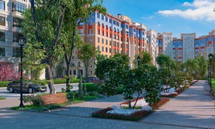 В ЖК «Опалиха О3» введен в эксплуатацию жилой дом на 383 квартиры