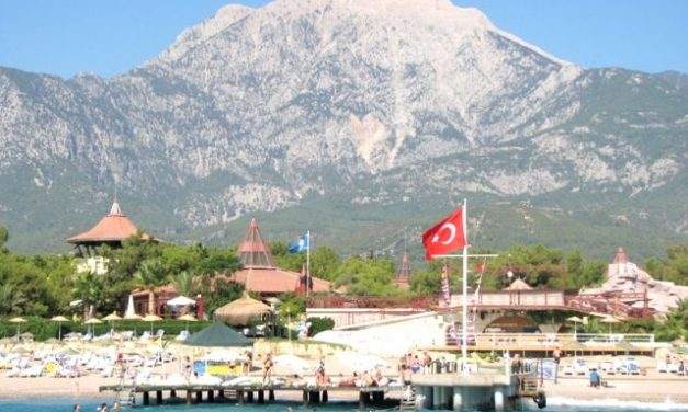 Падение курса лиры привело к росту спроса на недвижимость в Турции