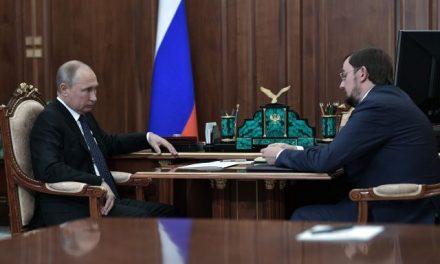 Путин: нужно переходить к рыночным способам регулирования в строительстве