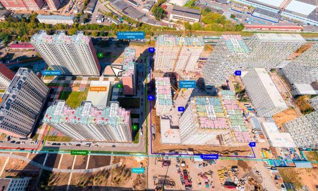 «ВекторСтройФинанс» открывает продажи в новом корпусе ЖК «Кварталы 21/19»